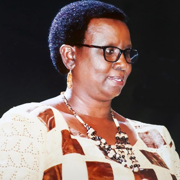 Martine Kagabo Muhongayire, Principal from 2014 to 2018